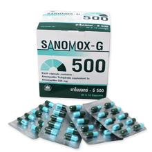 サノモックスG500