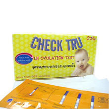 カナダ製排卵検査キットCheckTru(排卵/妊娠)