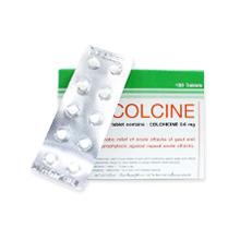 コルチン(通風の薬)