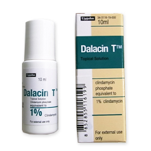 Dalacin T ダラシンローション