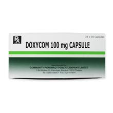 ドキシコム (抗生剤)