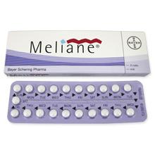 超低用量ピル/メリアン(Meliane)