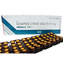 モザ5(ジェネリックガスモチン5mg)