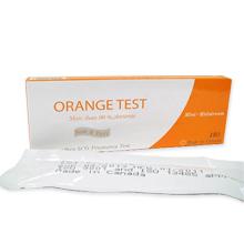 カナダ製早期妊娠検査キット オレンジテスト(HCG検査)
