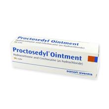 プロクトセディル軟膏