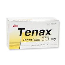 テナックス 20mg(チルコチル錠)